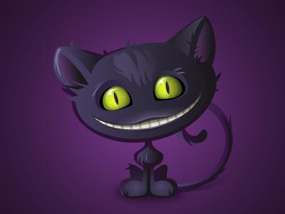 Cheshire Cat Icon yootheme icon icons cheshire cat