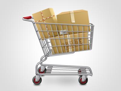 Shopping Cart Icon yootheme icon icons shopping cart shopping