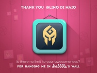 Thanks @Lino Di Maio