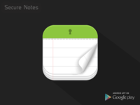Secure Notes - Android App