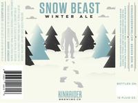 Snow Beast Winter Ale