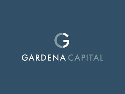 Gardena Capital Invasione Creativa Logodesign bank logo design logodesigner logodesign logo capital letters g mix capital letter capital