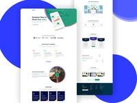 DAAS-App landing page