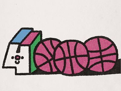 4000 followers dribbble basketball japanese comic comic art comics typography lettering kawaii type illustration follower followers 4000