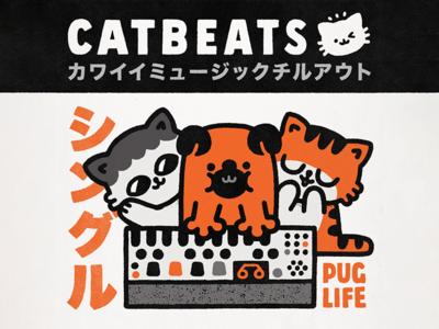 CatBeats - Pug Life