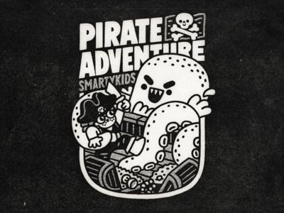 Pirate Adventure SmartyKids