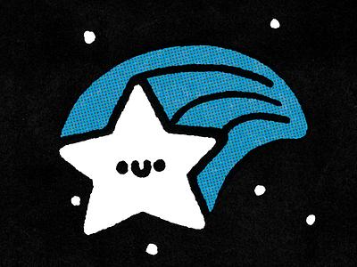Star character happy smile cartoon japanese fun cute kawaii doodle illustration star