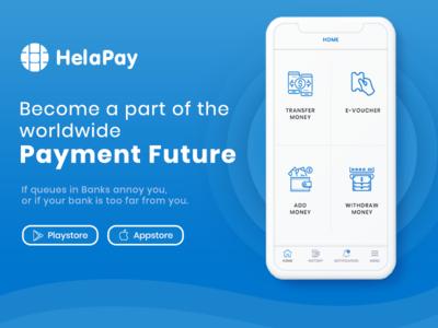 Helapay App & Web