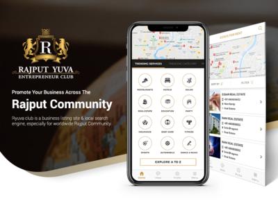 Ryuva Club App & Web