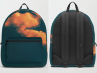 Foreclosures 3 Backpack