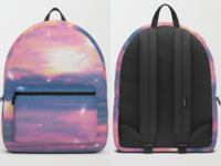 Foreclosures 1 Backpack