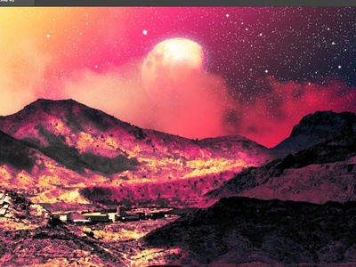 this is also ok planets nebula nebulae galaxies star cluster stars space inspiration fiction astronomy vaporwave sci-fi mood magic fantasy mystery overlays textures patterns experiment