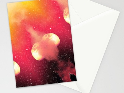 Coves Dreamscape Cards - something different