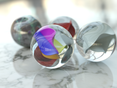 3ds Max Marbles Illustration 28222053732 O
