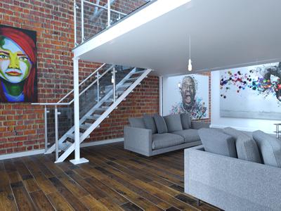 Mezzanine floor proposal
