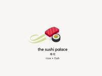 the sushi palace