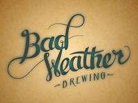 Bad Weather Script