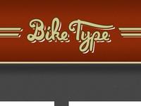 Bike Type Logo