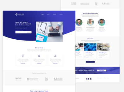 Clinical Research Website