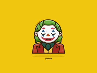 Joker Illustration
