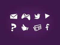 TBFC icons