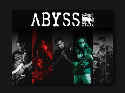 ABYSS Poster Design