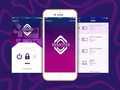 Remoter Application Interface