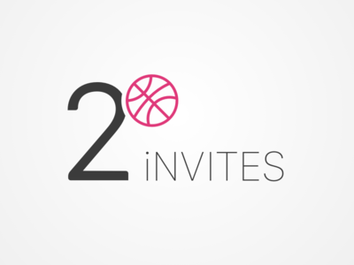 2 iNVITES give away giveaway invite