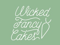 Wicked Fancy Cakes Initial Options