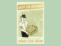 Keep 'Em Brewing