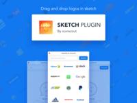 Logodrop - Sketch Plugin