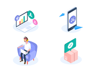 Small illustration for exotel's use cases