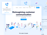 Exotel : Home page