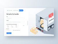 Create and sell your bundle on iconscout