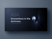 404 Page for stepsmedia