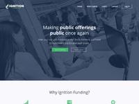 Ignition funding website full