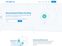 Waterchain website full