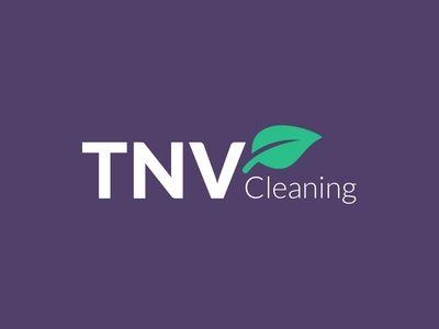 TNV Cleaning Logo cleaning logo