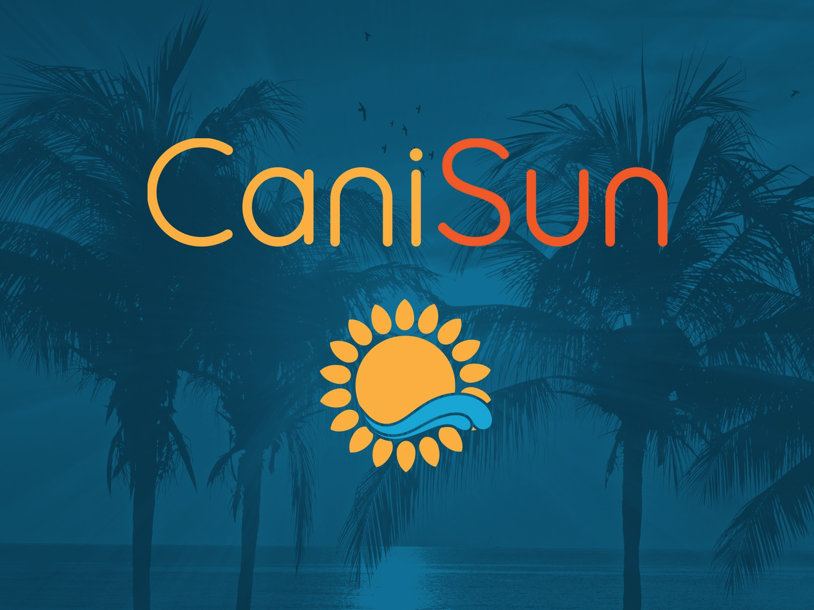 Canisun logo background