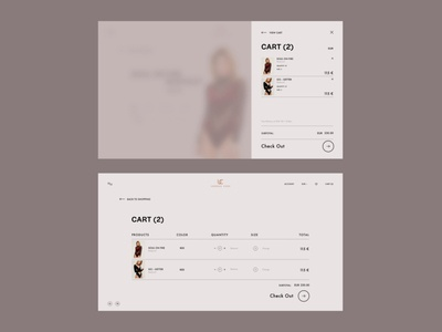 UNDRESS CODE - Redesign Concept
