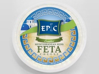 Epic Mediterranean Herb Feta