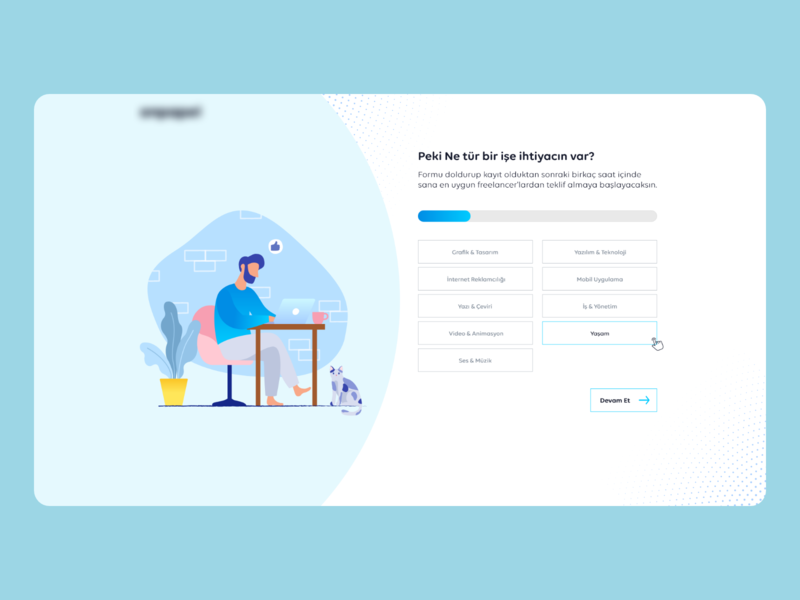 Freelancer Platform dashboad uiux icon vector typography illustration ui xd design xd design art page webdesign web logo freelance design freelancer freelance free