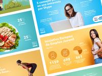 Nestlé Social Media Content