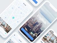 App Design for a Startup
