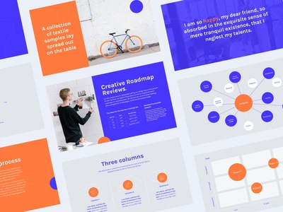 Creative Strategy Keynote Template
