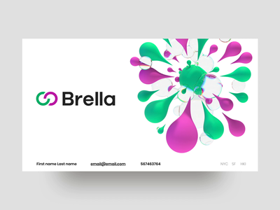 Sales Deck for Brella