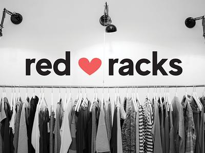 Red Racks Logo logo rebrand logo refresh concept rebrand identity design identity logotype icon brand identity branding brand design logo design logo