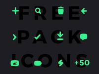 Free Fat Icons