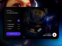 Movieats ui tv netflix food app ipad movies