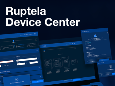 Ruptela | Device Center